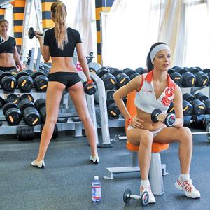Фитнес-клубы Выездного