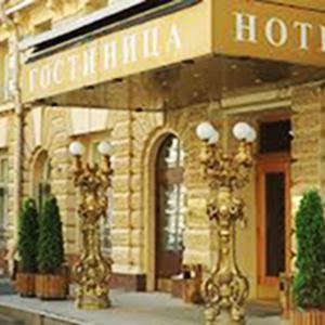 Гостиницы Выездного
