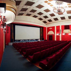Кинотеатры Выездного