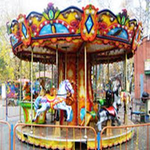 Парки культуры и отдыха Выездного