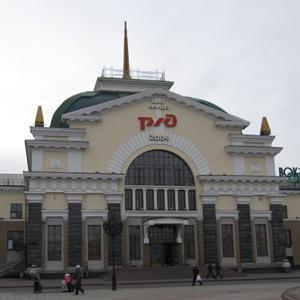 Железнодорожные вокзалы Выездного